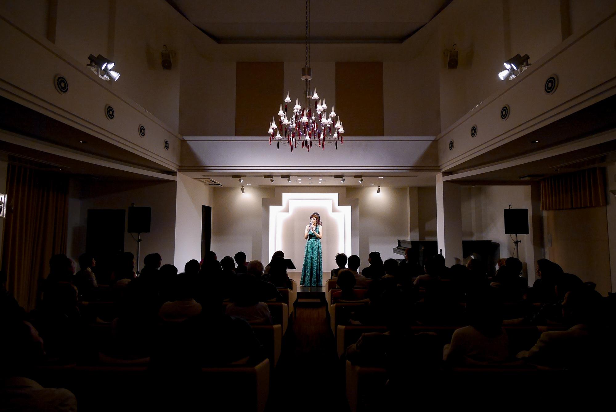 【満席御礼】池のおく園 堤田ともこスプリングコンサート
